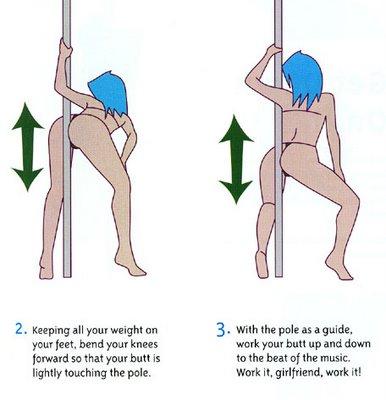 Butt-floss how-to