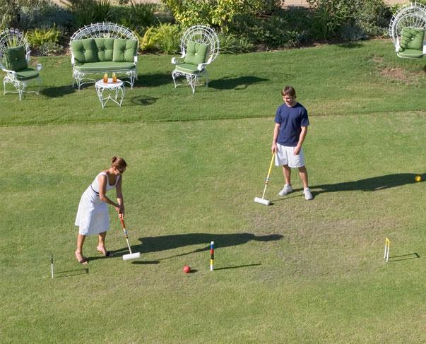 Play-croquet