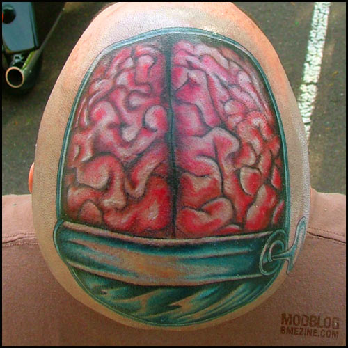 Brain_tattoo