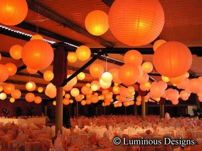 Paper-lanterns-garden-falls-amber